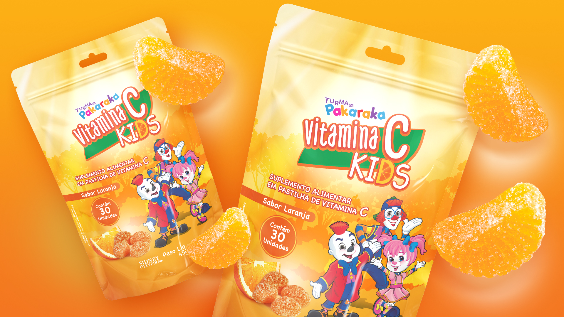 Ultrafarma Vitamina C Kids